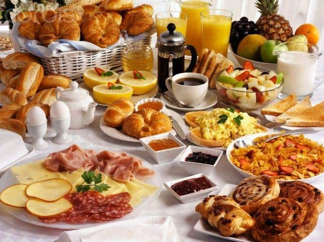 What is a continental breakfast and what other types of breakfasts are  there? - Travel Stack Exchange