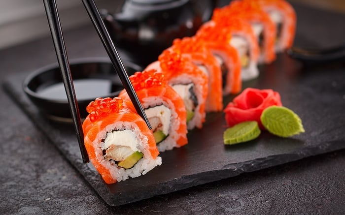 5 Places In Mumbai That Serve The Most Delicious Sushi