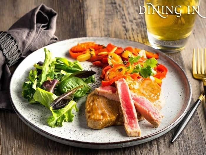 Tasty Tuna Steak | Recipe