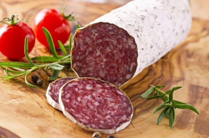 The Unexpected Truth About What Is Salami Made Of | Salami, Nutrition, Food