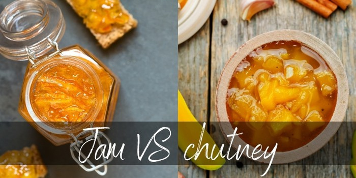 Jam VS Chutney - 6 Differences & How They're Used - Foodiosity