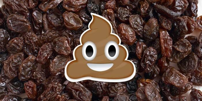 18 reasons why raisins ruin everything