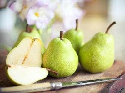 Traditional Pear Butter Recipe