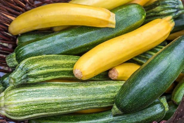 Are Squash and Zucchini Actually the Same Thing?   Recipes, Dinners and  Easy Meal Ideas   Food Network
