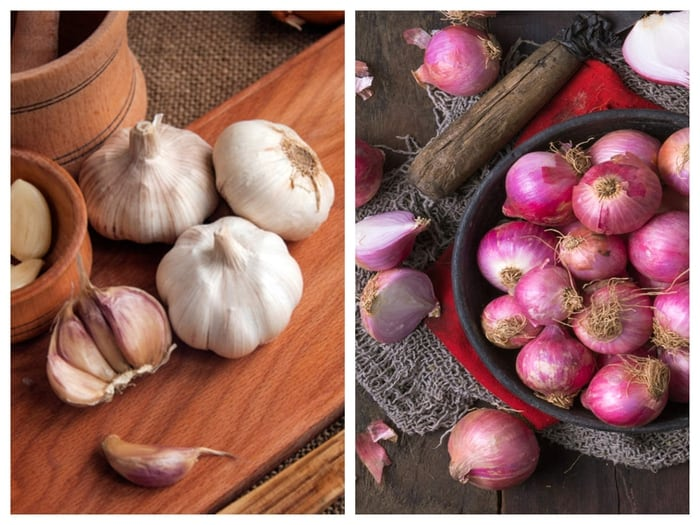 What's the real logic behind not consuming onion and garlic? | The Times of  India