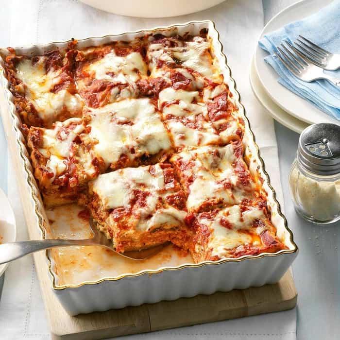 Reheating Lasagna: How to Reheat Lasagna 4 Ways