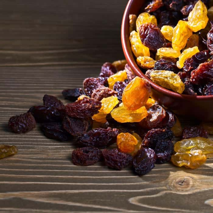 Raisin Cooking Tips and Hints