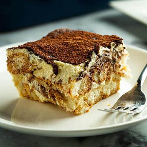 Classic Italian Tiramisu Recipe (Steps + Video)   How To Cook.Recipes