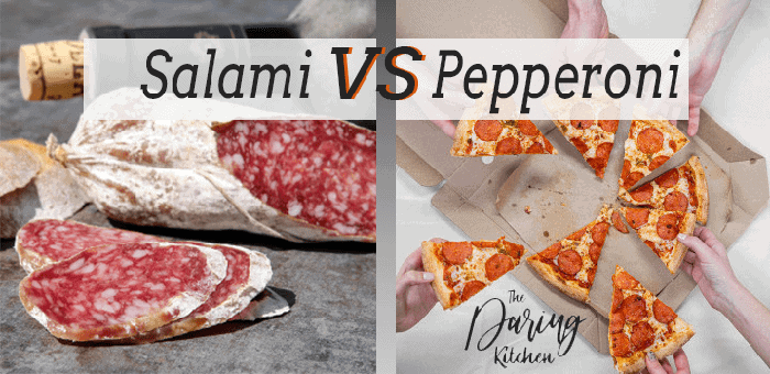 Salami vs Pepperoni - What's The Difference? - Daring Kitchen