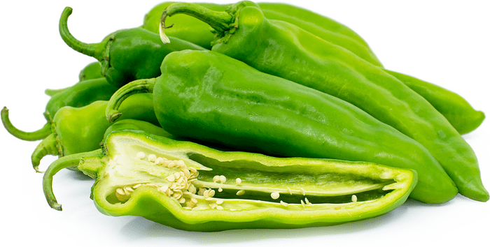 Green Anaheim Chile Peppers Information and Facts