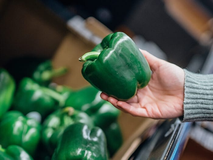 6 Surprising Benefits of Green Peppers