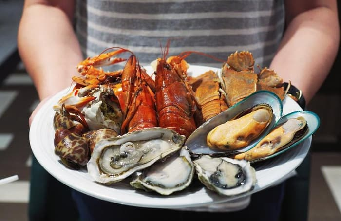 America's Best States for Seafood