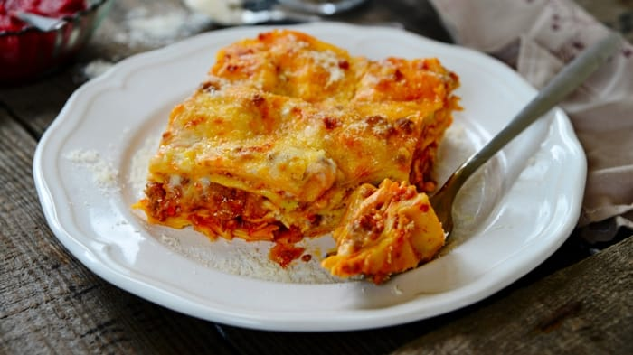 How to Reheat Lasagna So It's Cheesy, Not Dry - First For Women