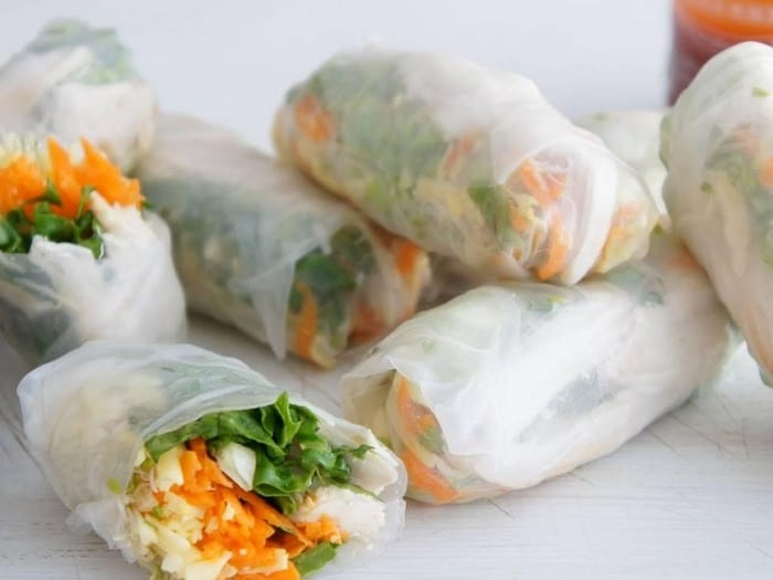 10 Best Rice Paper Rolls Gluten Free Recipes | Yummly
