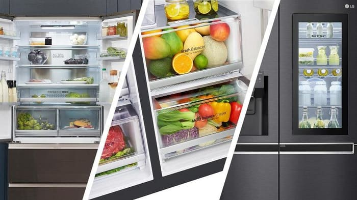 Best Fridges & Fridge Freezers 2021: LG, Samsung, Haier and Hisense