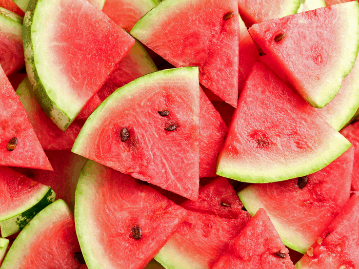 Why should you eat watermelon seeds?