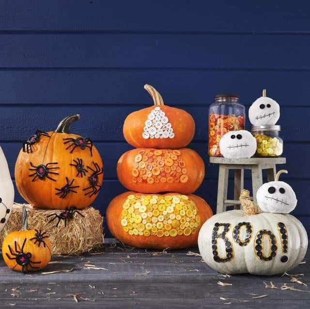 100+ Creative Pumpkin Decorating Ideas - Easy Halloween Pumpkin Decorations  and Crafts 2021