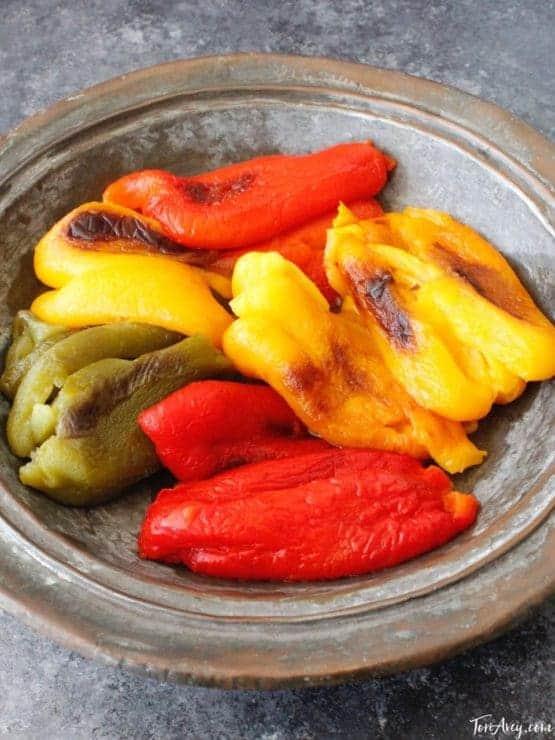 How to Roast Bell Peppers - 4 Easy Roasting Methods