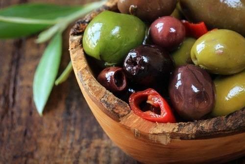Olives: Harvesting & Fermentation