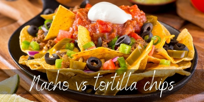 Nacho VS Tortilla Chips - What They Really Are - Foodiosity