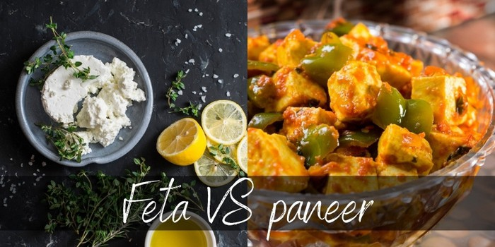Feta VS Paneer - 8 Big Differences & How They're Used - Foodiosity