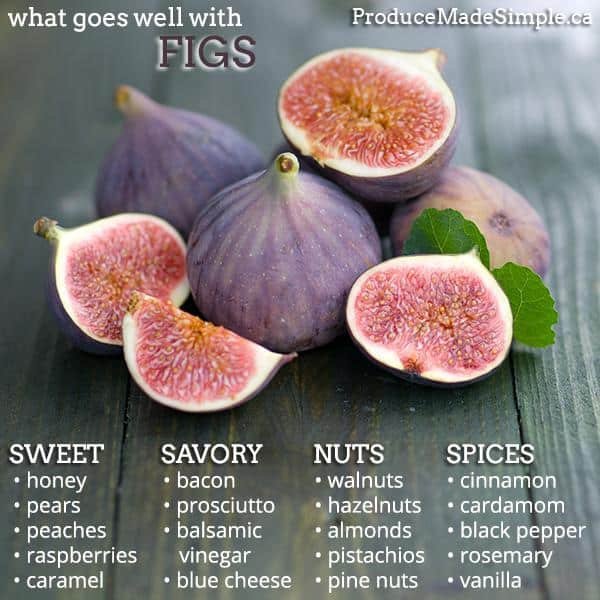 What Goes Well With Figs? | Produce Made Simple