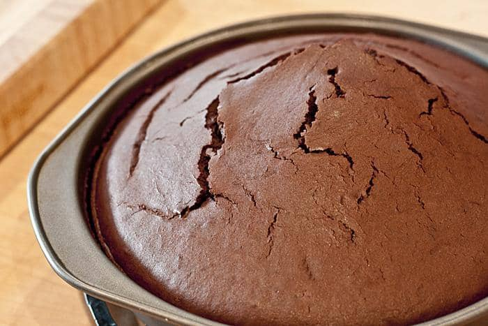 Trouble Shooting Cakes! Prevent a domed, cracked, or sunken cake with these  tips! | Gygi Blog