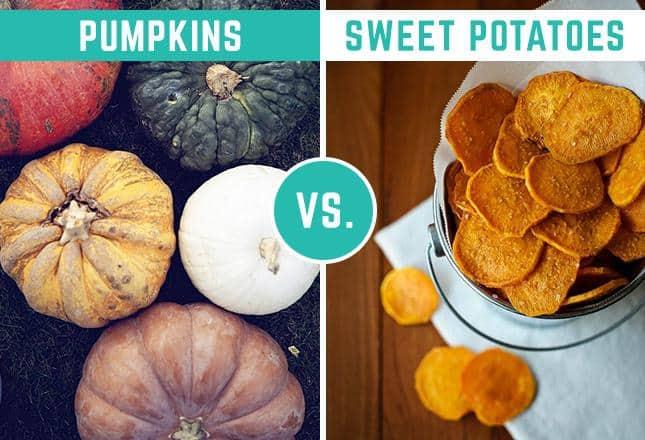 Sweet Potato Vs Pumpkin Nutrition – Runners High Nutrition