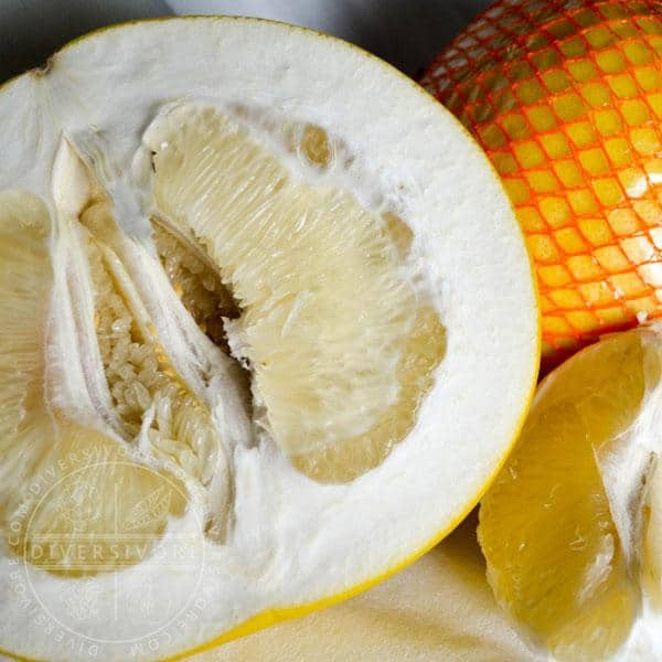Pomelo - How to find, choose, eat, & use it