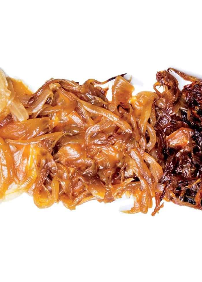 Caramelized Onions Mistakes—What Everyone Screws Up Except You   Bon Appétit
