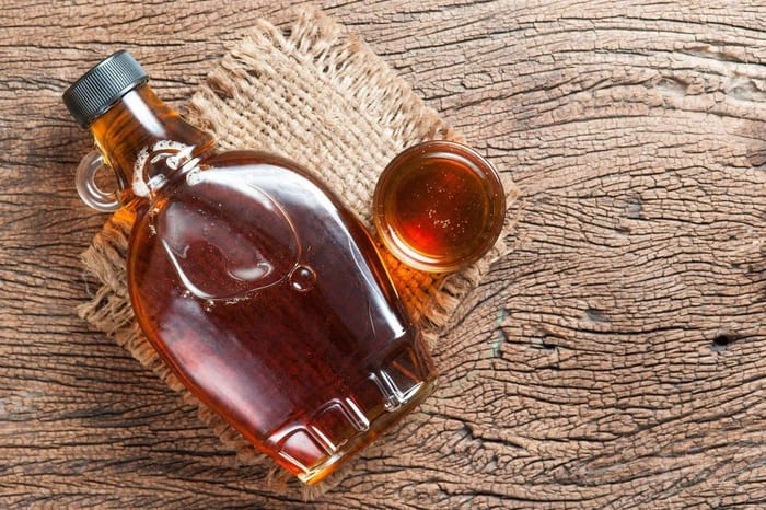 Best American maple syrup produced in small batches