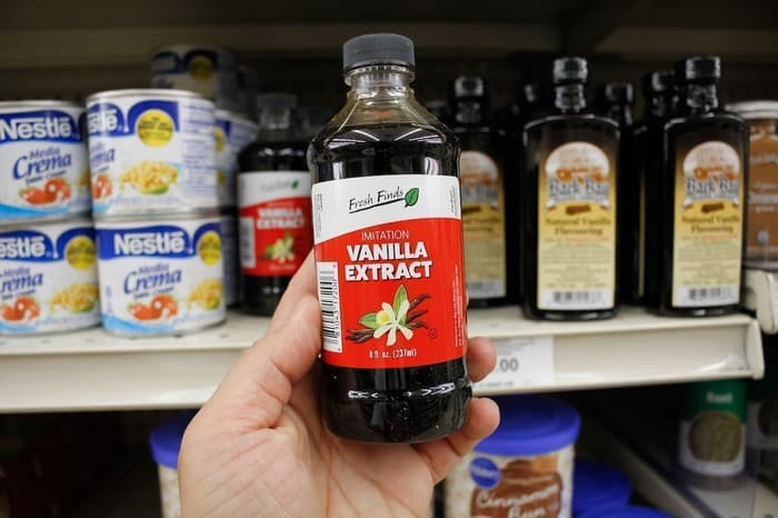 Where artificial vanilla extract comes from and how it's made