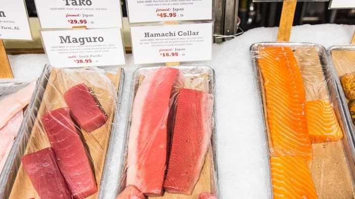 """What Is """"Sushi-Grade,"""" Anyway? A Guide to Eating Raw Fish at Home"""