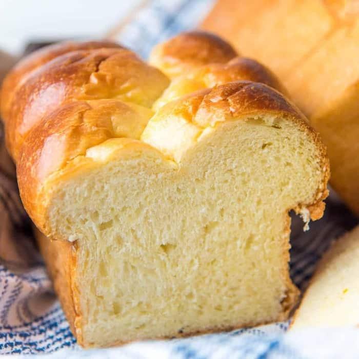Brioche Bread Recipe - The Flavor Bender
