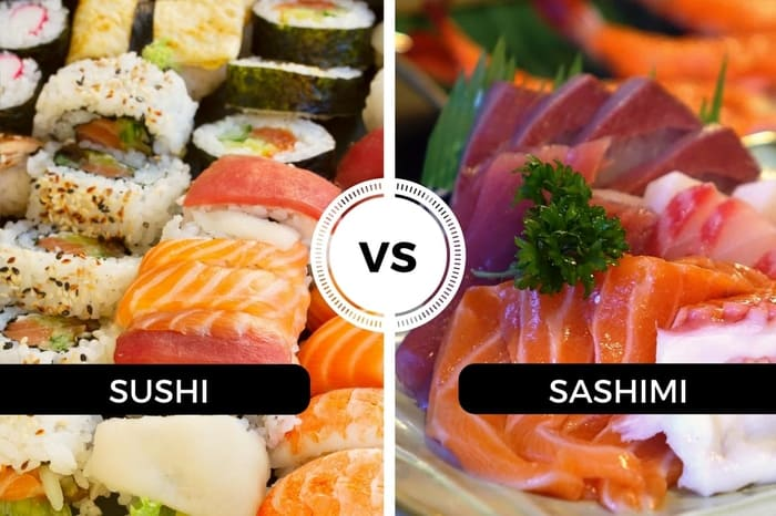 Sushi vs Sashimi - What's the difference and what should I order?
