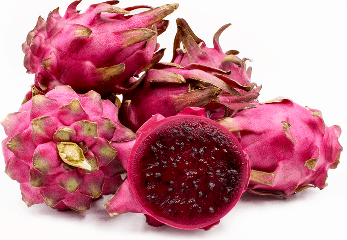 Red Pitaya Dragon Fruit Information and Facts
